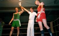 Bret Whipple High School Wrestling Champ